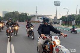 Polda Metro  kerahkan motoris amankan Pelantikan Presiden