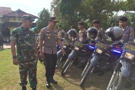 Polres Bangka Tengah kerahkan 250 personel gabungan