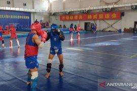 Delapan atlet wushu Indonesia tampil di hari pertama kejuaran dunia di China