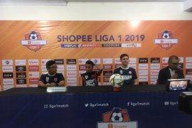 Tim pelatih: Tidak jamin pemain timnas diturunkan saat PSM kontra Persija