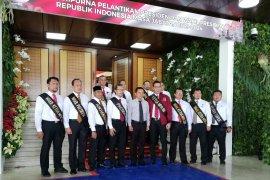 MPR lakukan gladi bersih pelantikan presiden-wapres