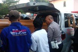 Jasad 4 korban kecelakaan di tol dikebumikan di Lampung Utara