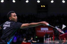 Denmark Open 2019 - Tommy tak sanggup atasi  unggulan pertama Momota di semifinal
