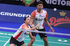 Praveen/Melati ingin tampil maksimal final Denmark Open