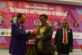 Kementan cegah masuknya virus ASF ke Indonesia