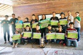 Foto pasar Badung jadi pemenang di Jambore Fotografi Mahasiswa Indonesia XII