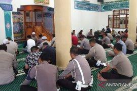 Polda Gorontalo gelar doa bersama jelang pelantikan Presiden-Wapres