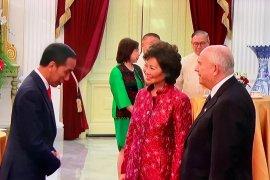 5 negara kirim utusan temui Jokowi setelah pelantikan Presiden