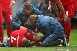 Cedera ligamen, Bek Bayern Munchen Niklas Sule terancam absen beberapa bulan