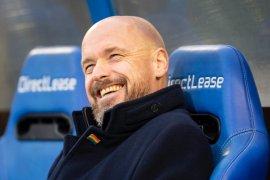 Klasemen Liga Belanda: Ajax mantap di puncak, PSV terperosok