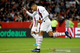 Liga Prancis: PSG kini unggul lima poin
