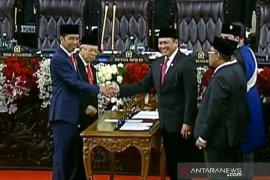 Pemerintah akan ajak DPR RI terbitkan dua undang-undang besar entaskan kendala regulasi
