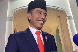 Jokowi pastikan ada perubahan nomenklatur di kabinet barunya