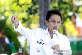 Bupati Nelson beri ucapan selamat pada dua menteri asal Gorontalo