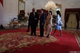 Sultan Brunei hingga Raja Eswatini kuatkan relasi dengan  Indonesia