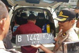 Polisi amankan mobil mencurigakan di Jakarta