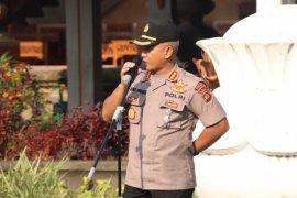 Ratusan personel TNI-Polri siap amankan Bali saat pelantikan presiden