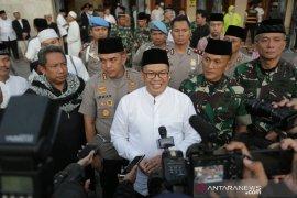 Forkopimda Kota Bandung gelar doa bersama untuk pelantikan Presiden-Wapres
