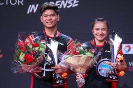 Praveen/Melati juarai Denmark Open