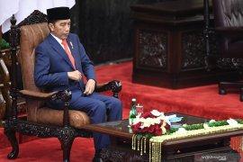 Joko Widodo dan Ma'ruf Amin resmi jadi Presiden dan Wapres RI 2019-2024