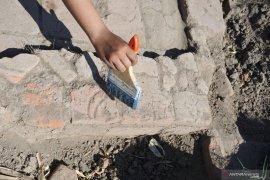 Penemuan batu bata kuno