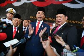 Ketua MPR: Calon menteri harus bisa jalankan visi-misi Presiden