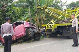 Satu tewas tiga luka dalam lakalantas di Pematang Bandar Simalungun