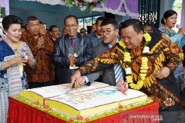 Wali kota resmikan Sopo Ina HKBP Sibolga Kota