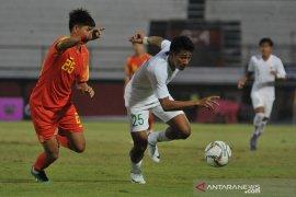 Timnas U-19 Indonesia kalah lawan China