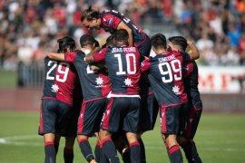 Cagliari tundukkan SPAL, geser AS Roma yang ditahan imbang Sampdoria