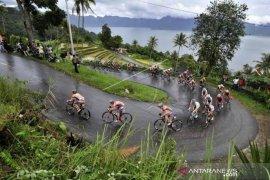 """Solok Selatan matangkan garis finis """"Tour de Singkarak"""""""