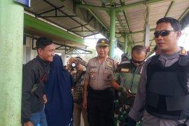 Polresta Tangerang gelar patroli, amankan  pelantikan presiden