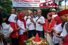 Ksatria Airlangga dan ASSB tasyakuran pelantikan Jokowi-Ma'ruf