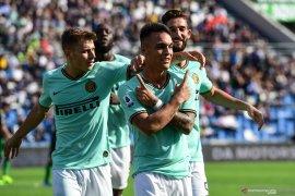 Hasil dan Klasemen Liga Italia: Inter pepet Juve