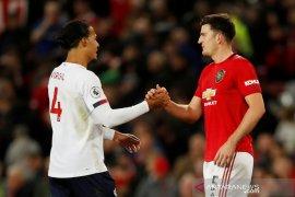 Klasemen Liga Inggris usai laga Liverpool vs MU