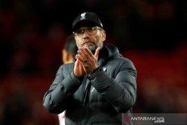 Manajer Liverpool Juergen Klopp: MU cuma bisa main bertahan