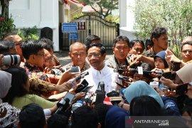 Para calon menteri diundang ke Istana Rabu dan dilantik