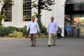 Prabowo isyaratkan dua kader Gerindra masuk kabinet