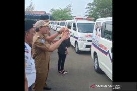 Pemkot Bengkulu siapkan 12 unit ambulance gratis
