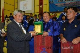 Dikenal sebagai tokoh yang toleransi Wali Kota Sibolga kembali diundang HKBP