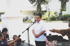 Alasan Erick Thohir siap terjun di pemerintahan