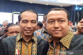 """Monang"" Jokowi - Amin harap Presiden dilantik perhatian pembangunan Tabagsel"
