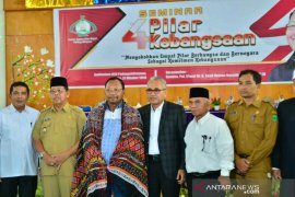 IAIN Padangsidimpuan gelar seminar empat pilar kebangsaan