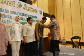 DPRD Padangsidimpuan orientasi pembekalan tugas