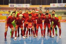 Indonesia gagal juara Piala AFF Futsal 2019 setelah dikalahkan Thailand di final