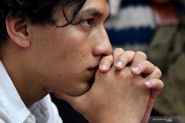 Aktor Jefri Nichol sampaikan pembelaannya di PN Jakarta Selatan