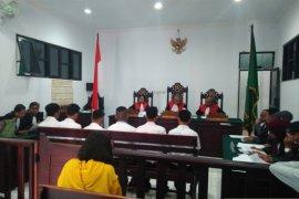 Hakim PN Ambon adili enam terdakwa penganiayaan tewaskan Arman