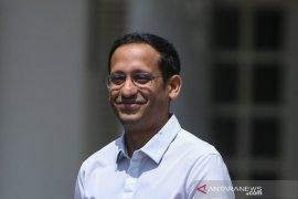 Nadiem Makarim pamit ke karyawan Gojek