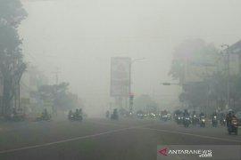 BMKG:  Intensitas asap di Kota Palembang berpotensi meningkat