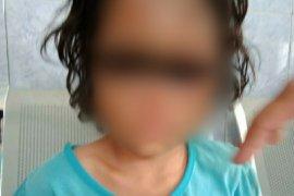 Anak perempuan 8 tahun jadi korban penganiayaan karena mencuri uang